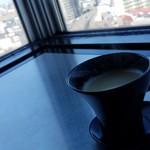 87111539 - セットのコーヒーです。