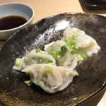 食楽酒場じばる - 水餃子 ¥580