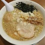 87113717 - 「特中華そば(中油)(半熟煮卵)」(790円)です