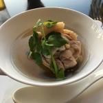 中国菜老四川 飄香 - 地鶏と冬瓜の蒸しスープ