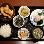 87115480 - 宇和島鯛飯定食 1100円