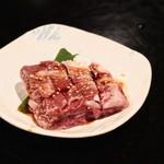 神戸牛・個室焼肉 大長今 - ☆上ハラミ 1814円
