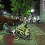 味司 野村 - 近くの街中