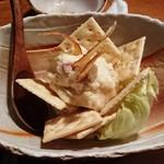 酒の魚 和海 - ポテトサラダ  570円