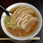 ラーメン まるかん - 料理写真:チャーシューメン白(バラ)