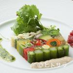 TEPPAN&WINE MASA - お肉だけでなく、豊富なお野菜料理も堪能