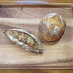 87119155 - 朝食に焼き立てパン!