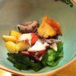 六兵衛鮨 - 酢の物