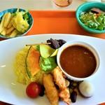 サバンナ - 料理写真:サバンナランチ