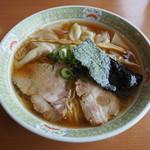 千石や - 料理写真:ワンタンメン 900円