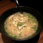 ハラペコ鶏 - 本気の白湯ラーメン