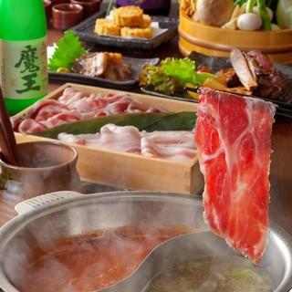 茶美豚、おいも豚、金星豚など、豚肉専門店こだわりのブランド豚