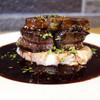 いたりあ食堂 坊乃家 - 料理写真:◎牛フィレ肉とフォアグラのロッシーニ