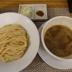 和 - 料理写真:素つけ麺600円