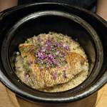 87123887 - ノドグロと新生姜の炊き込みご飯