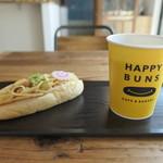 HAPPY BUNS - ラーメンコッペと珈琲