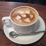 Woo Cafe - キャラメルモカ