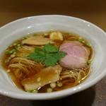 87133546 - 醤油「らぁ麺」
