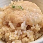 ニジール - とろろON玄米