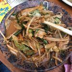 酒蔵 力 - バクダン。野菜たっぷりで美味しい〜