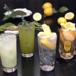 網元料理 徳造丸 - ドリンク写真:オリジナル伊豆のお酒シリーズ