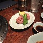 焼肉 肉どうし - 厚切りタン