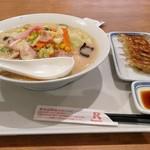 リンガーハット - 料理写真:ちゃんぽんランチ