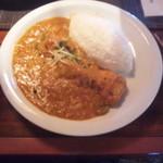 タルカリ - チキンマサラカレー