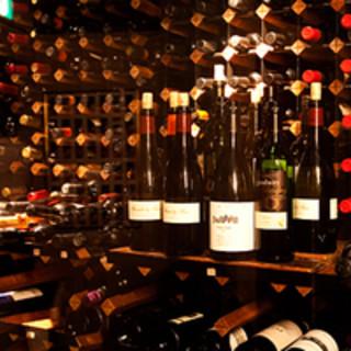 BYO(持ち込みワイン)もちろんOK!