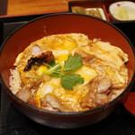 名古屋今井屋本店 - 半熟卵親子丼
