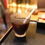 名古屋今井屋本店 - ランチセットのコーヒー