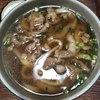 すみ田 - 料理写真:肉うどん。@550
