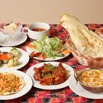 ネパール・インド料理 カトマンズ ダイニング  - スペシャルネパールディナー