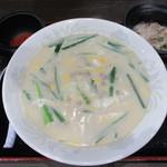 元祖辛麺屋 桝元 - 料理写真:今回の注文♡╰(*´︶`*)╯♡