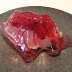 プレゼンテ スギ - 平日ランチ フォアグラに二種の赤