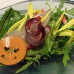 プレゼンテ スギ - 平日ランチ Sugi畑をお皿に乗せて