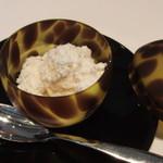 プレゼンテ スギ - 平日ランチ メロンのエアーアイス