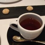 プレゼンテ スギ - 平日ランチ 紅茶