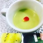 Ristorante IL PRINCIPE - スイカの冷製スープ