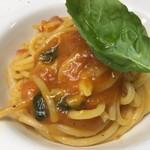 Ristorante IL PRINCIPE - シンプルなトマトソース