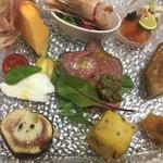 Ristorante IL PRINCIPE - イルプリンチペの前菜!
