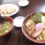 麺家 静 - つけ麺