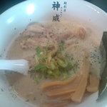 麺創房 神威 - 白神威