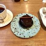 87150773 - カライブとホットコーヒー