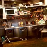 居酒屋 十八番 - 【2018.6.6(水)】厨房