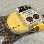 ローソン - 濃厚なめらかベイクドチーズケーキ ¥210