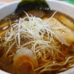 芳麺 - 魚介醤油麺