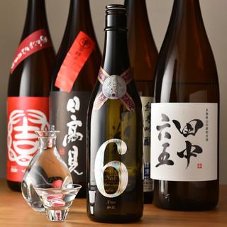 「その鮨」に合う日本酒・ワインをご提案