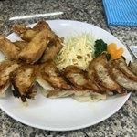 餃子の王将 - 料理写真:●えらべるセットの焼めし ・(餃子1人前6個+唐揚5個付930円税込)