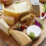 特選☆チーズ盛り合わせ